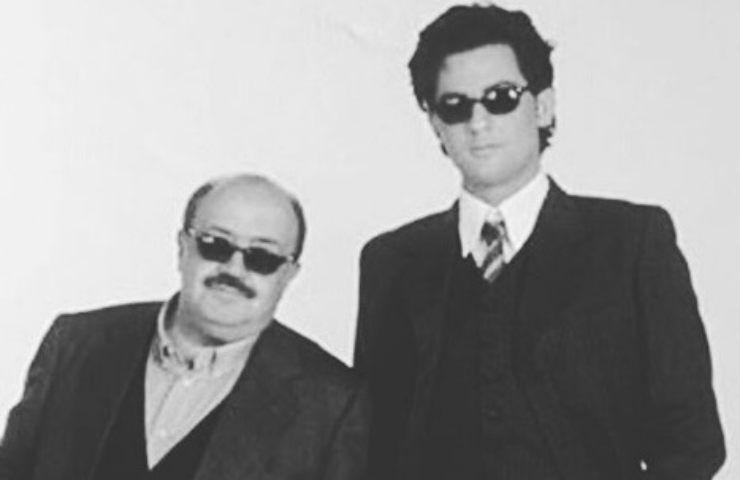Fiorello e Maurizio Costanzo sono grandi amici