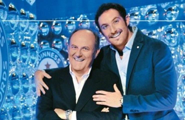 Gerry Scotti e il figlio Edoardo