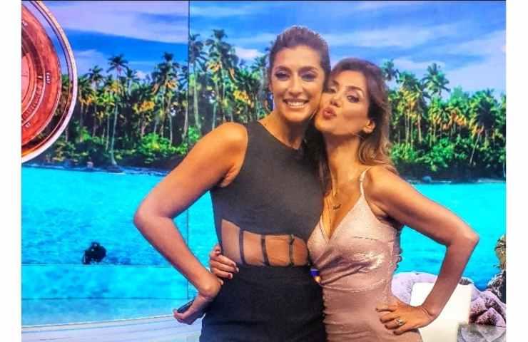 Daniela Martani ed Elisa Isoardi