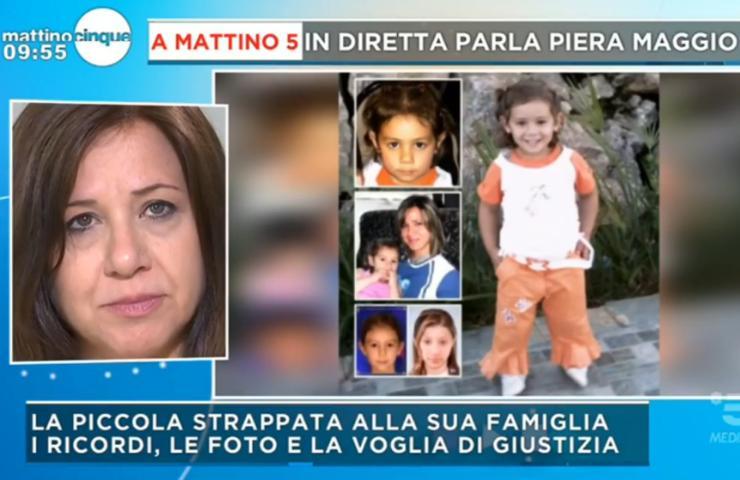 Piera Maggio ospite di Federica Panicucci