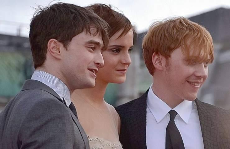 Protagonisti Harry Potter