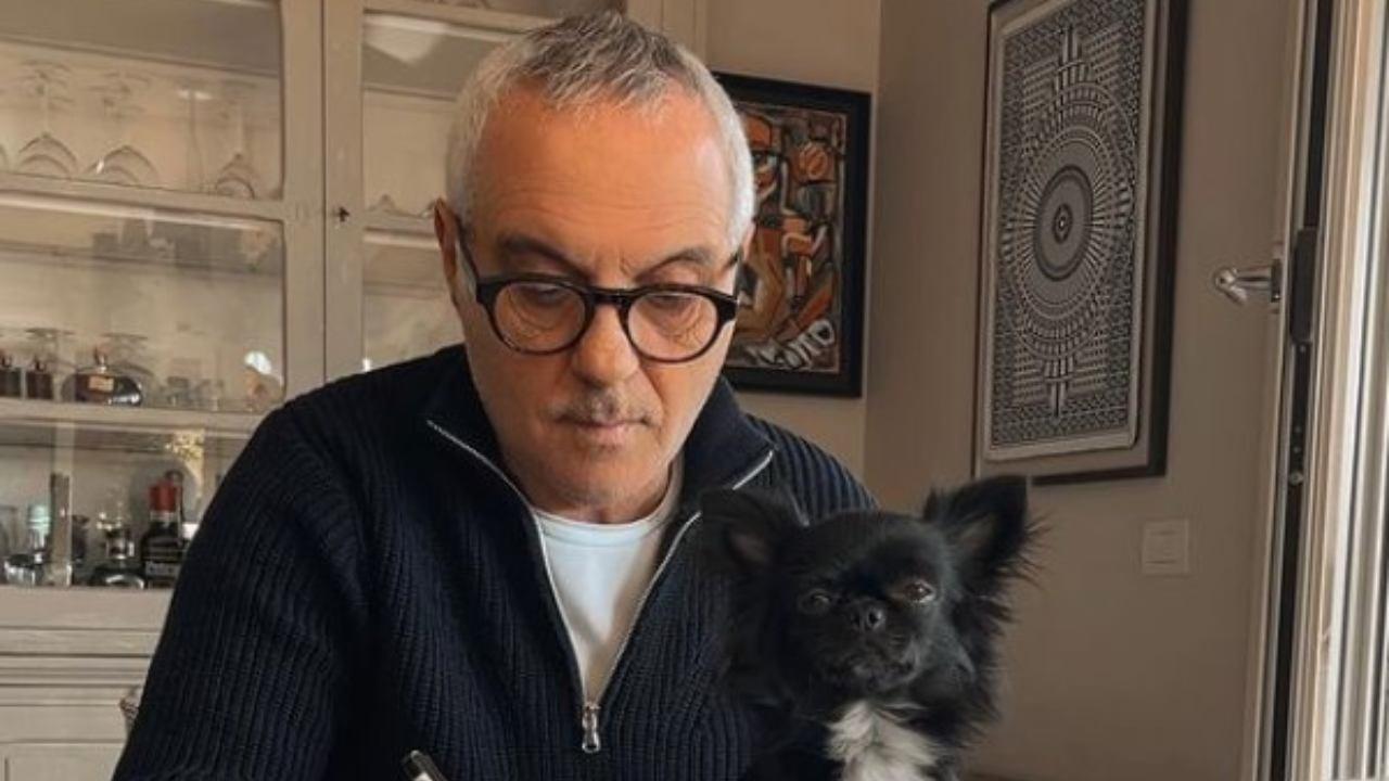 """Giorgio Panariello non trattiene l'emozione: """"Esperienza straordinaria"""" – VIDEO"""