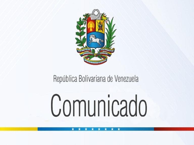 Venezuela ratifica su compromiso con el acuerdo de Ginebra