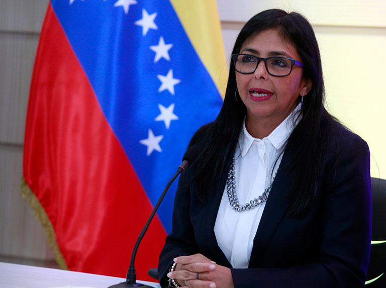 """Vicepresidenta denunció """"rebelión en la banda"""""""