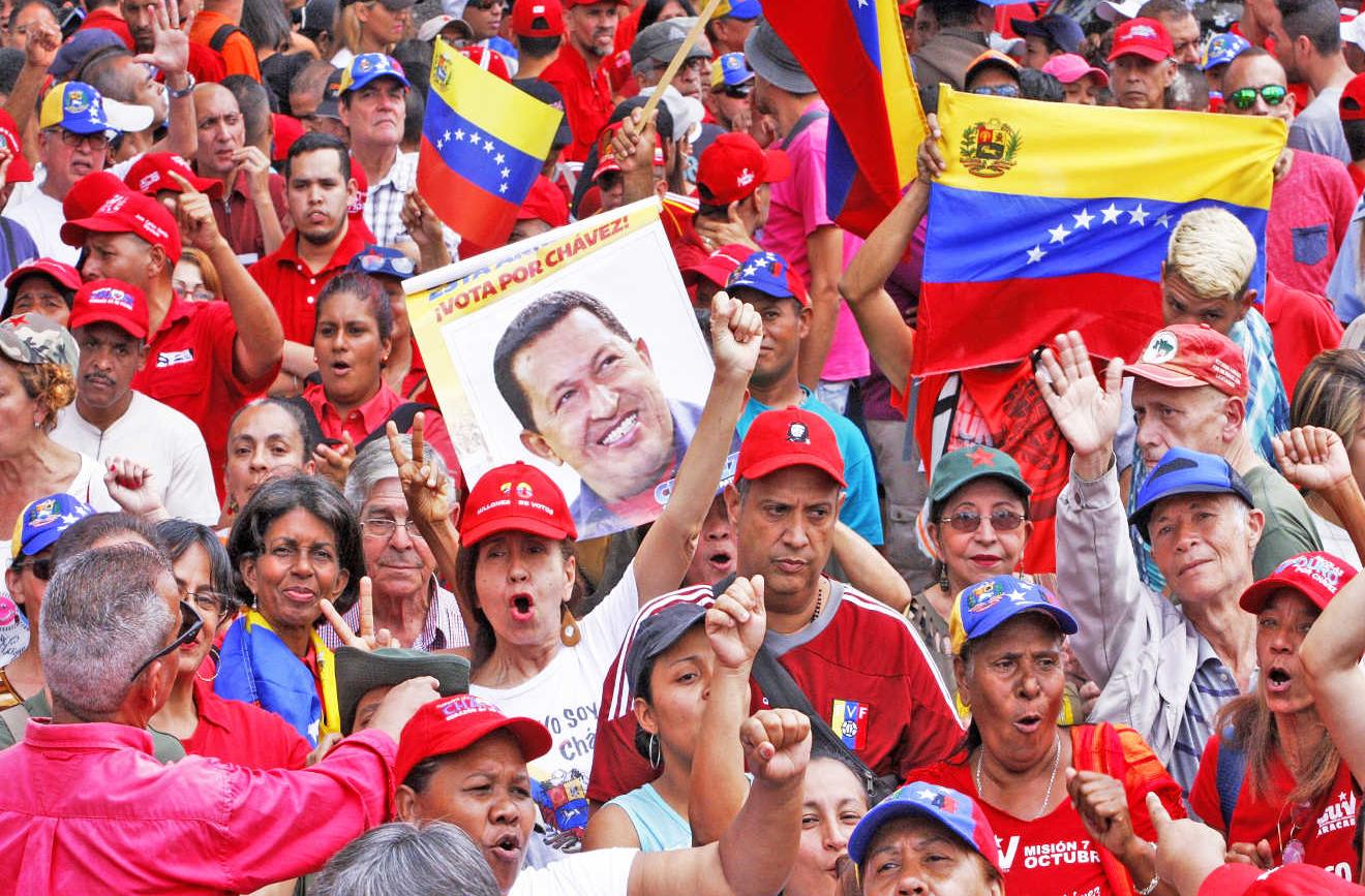 Hoy gran marcha celebrar el 20º aniversario de la Constitución Bolivariana
