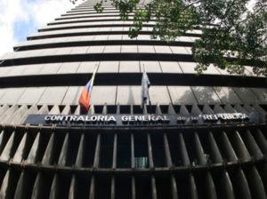 CGR congelará bienes a personas que reciban recursos ilegales de Guaidó