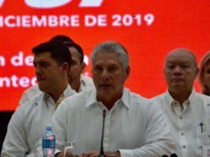 Díaz-Canel inauguró cumbre ALBA-TCP con un llamado a crear zona de Paz