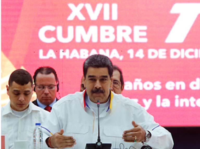 Plan conspirativo contra Venezuela se dirigió desde Estados Unidos