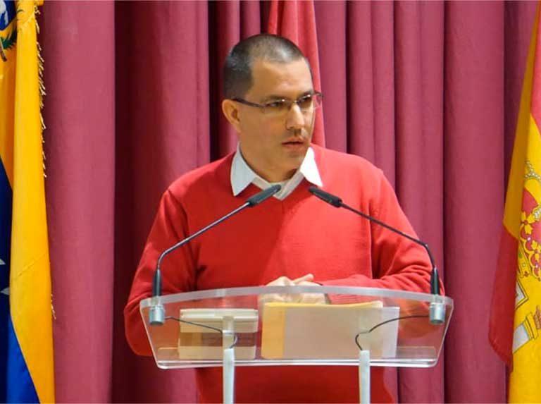 Jorge Arreaza: EEUU está frustrado con Venezuela