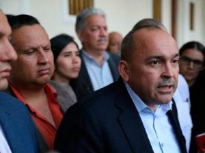 Francisco Torrealba denuncia que la oposición pretende crear un parlamento virtual