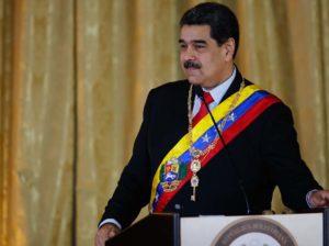 Presidente Maduro elevó una oración por las víctimas del deslave en Vargas