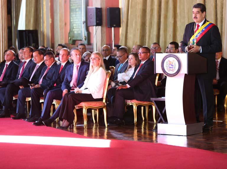 Jefe de Estado avaló propuesta de formar consenso para un nuevo CNE