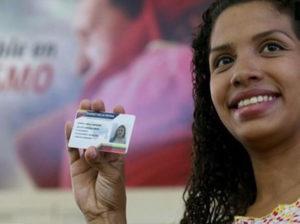 Carnet de la Patria cumple tres años para consolidar misiones sociales