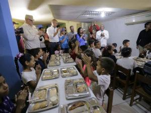 Más de 15 mil personas se beneficiarán con Base de Misiones en Petare
