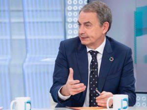 Zapatero: Operación Guaidó no ha funcionado ni funcionará