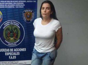 Exsenadora colombiana tendrá como sitio de reclusión la sede del Sebin