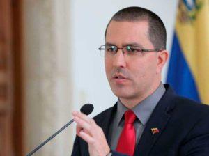 Canciller Arreaza advierte que visita de la CIDH no está autorizada