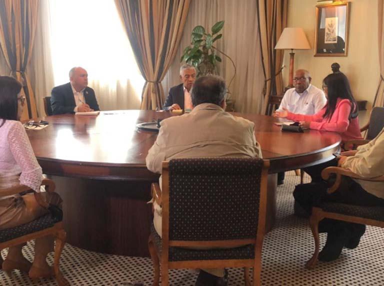 Gobierno dispuesto a incrementar acciones de diálogo con la oposición