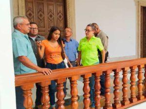 Avanzan trabajos de la Misión Venezuela Bella en la Casa Amarilla