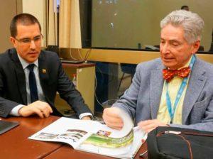 Experto en DDHH colabora con Venezuela en demanda contra EEUU ante CPI