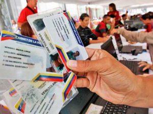 Jornadas de carnetización del PSUV se desarrollaaron con rapidez en Caracas