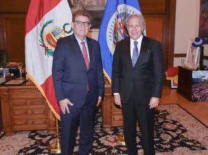 Venezuela repudia declaración injerencista de canciller peruano