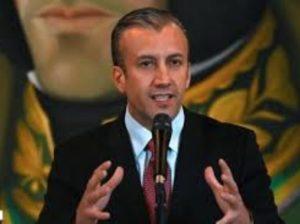 El Aissami reacciona contra nueva arremetida imperialista