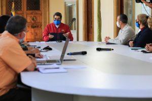 Maduro destaca carácter solidario del pueblo ante covid-19