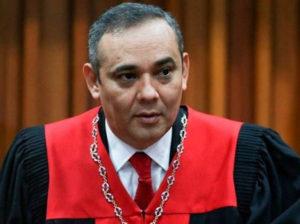 Presidente del TSJ rechazó acusaciones de EEUU