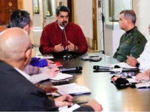 Maduro se solidariza con EEUU, España e Italia ante el covid-19