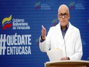 Rodríguez: $100 ofrecidos por Guaidó al sector salud son una estafa