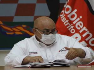 Darío Vivas: unidad y organización para defender la Revolución