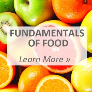 Fundamentals of Food