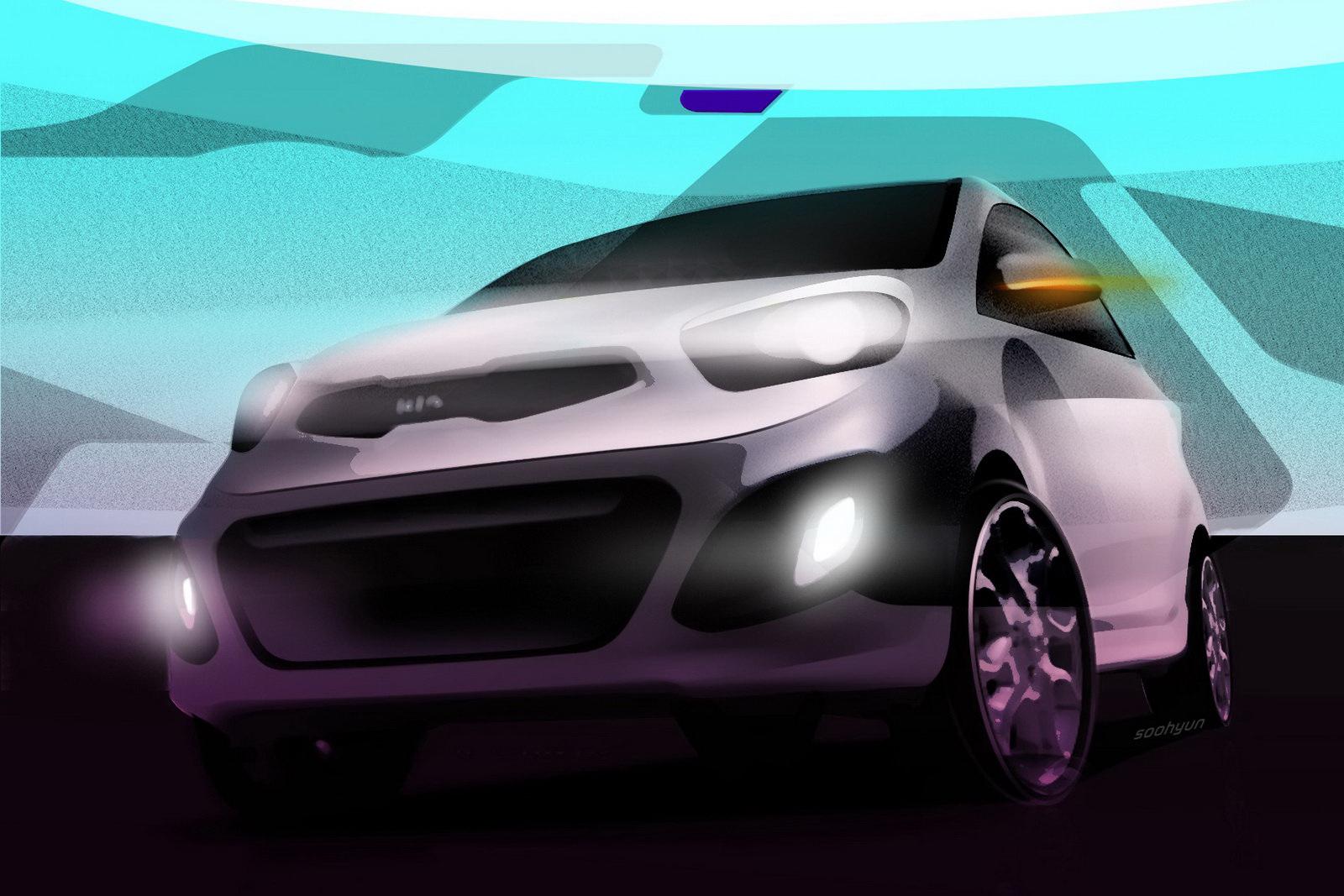 New Kia Picanto