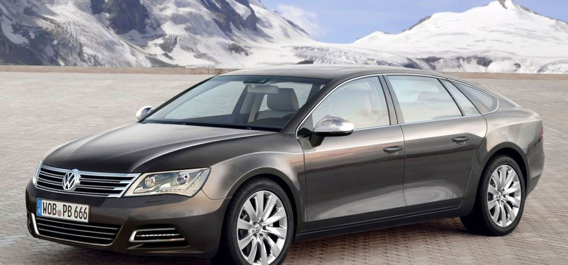 new vw phaeton coming in the us2019 - ultimate car blog