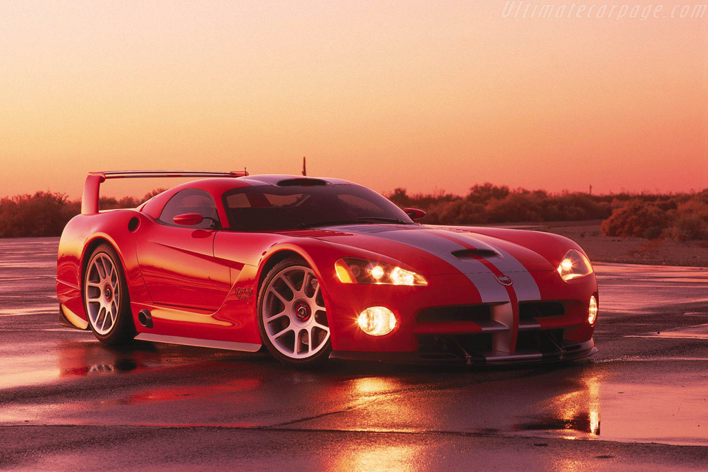 2000 Dodge Viper GTSR Concept Images Specifications