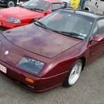1990 Renault Alpine Gta V6 Le Mans Images Specifications And Information