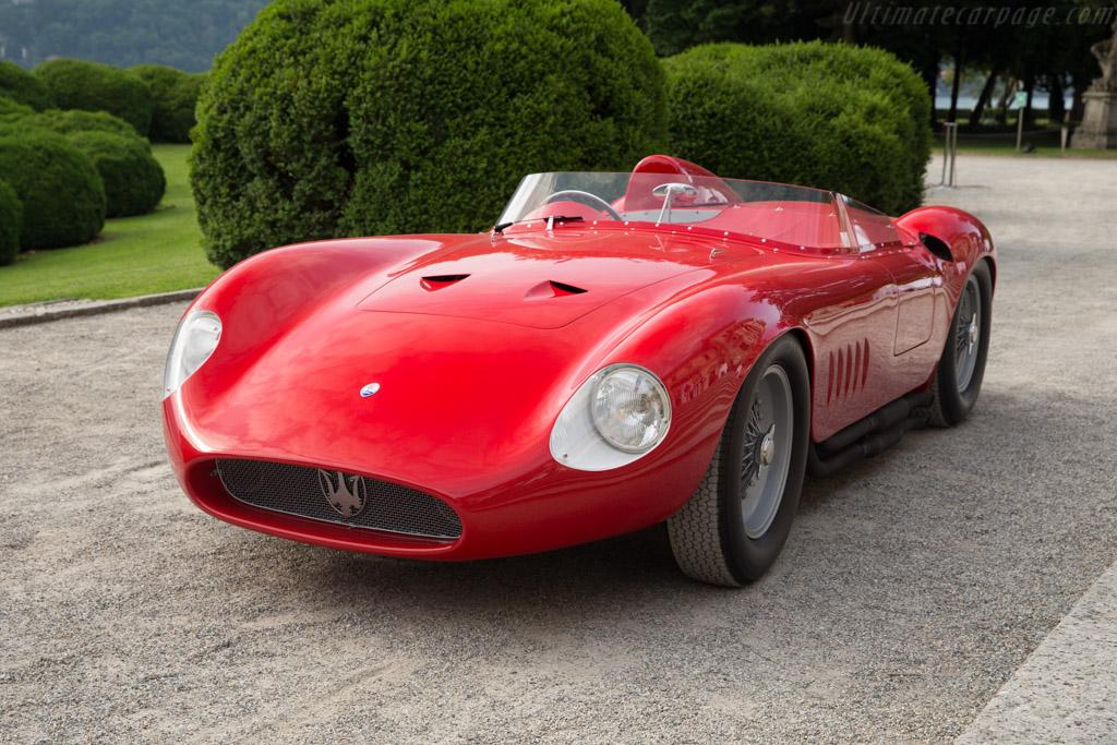 1958 Maserati 300S Chassis 3083