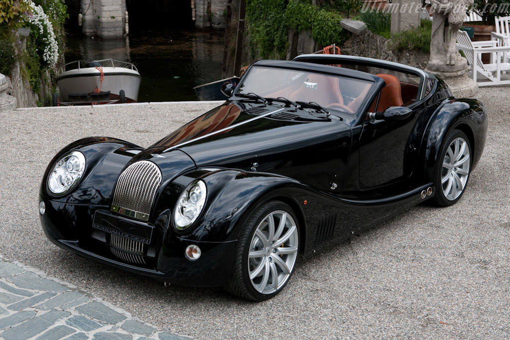 2010 Morgan Aero SuperSports Images Specifications And