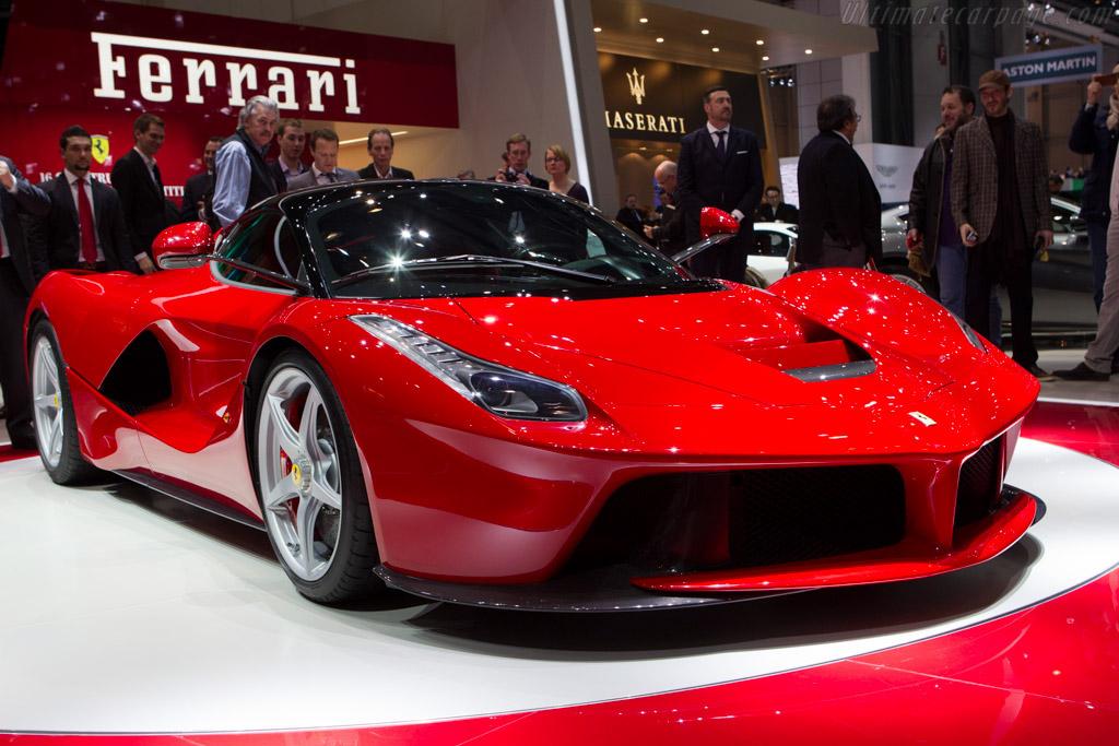2013 2016 Ferrari Laferrari Images Specifications And