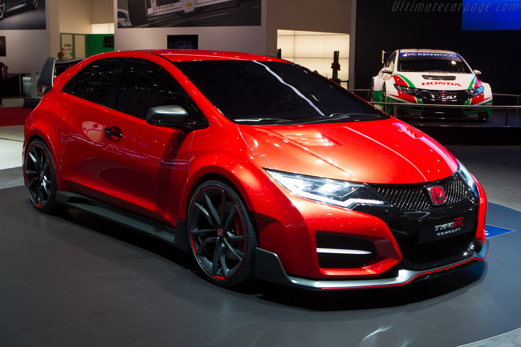 2014 Honda Civic Type R Concept Images Specifications