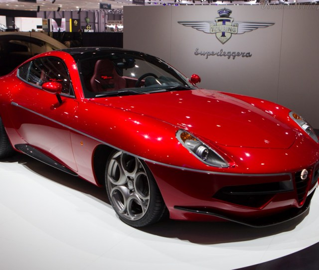 Alfa Romeo Disco Volante By Touring Images Specifications And Information