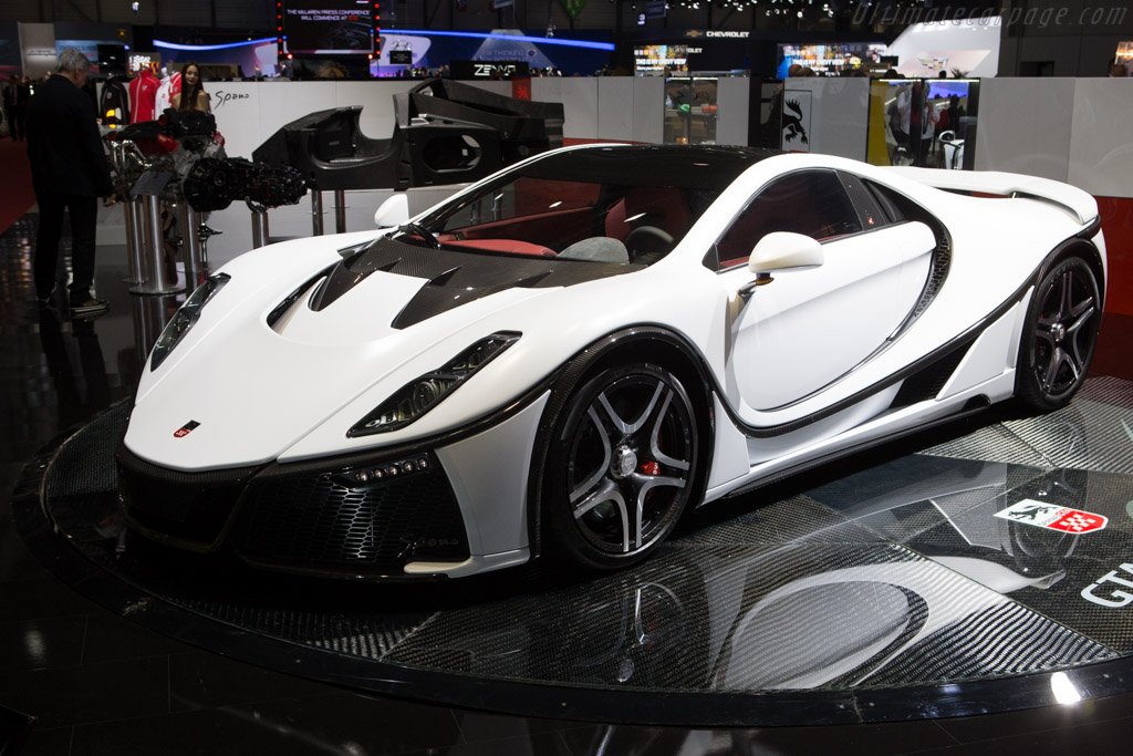 2015 Gta Spano Images Specifications And Information