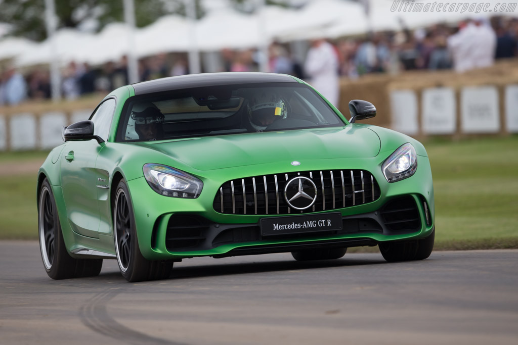2017 Mercedes AMG GT R Images Specifications And