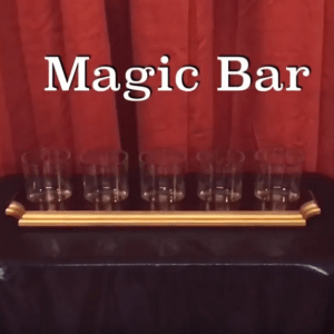 Magic Bar by Fred Ericksen