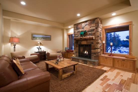 Remarkable Rustic Living Room Furniture And Luxury Western Designs