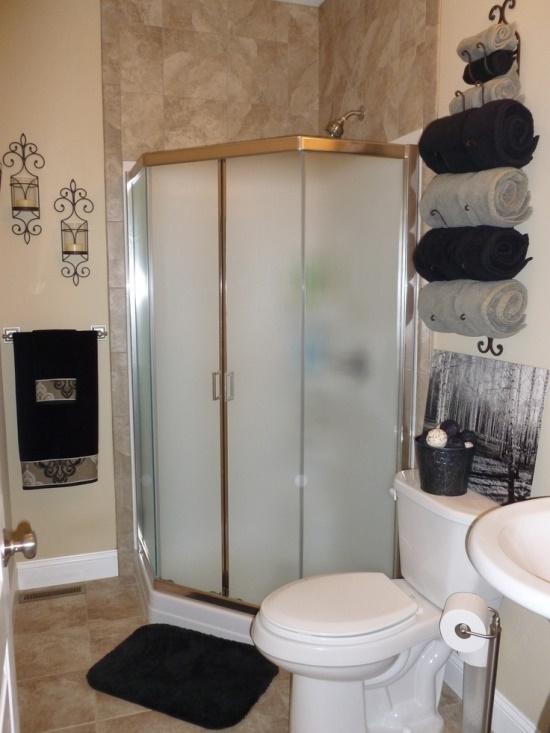 45 Cool Bathroom Decorating Ideas | Ultimate Home Ideas on Small Area Bathroom Ideas  id=40526