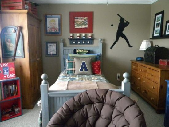 Baseball Bedrooms 2017 View Home Design Ideas Top Under