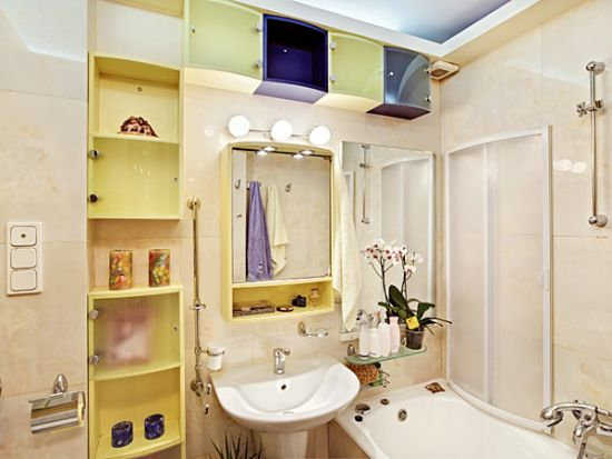 20 Tips For Maximizing Space In Small Bathrooms on Space Bathroom  id=98005