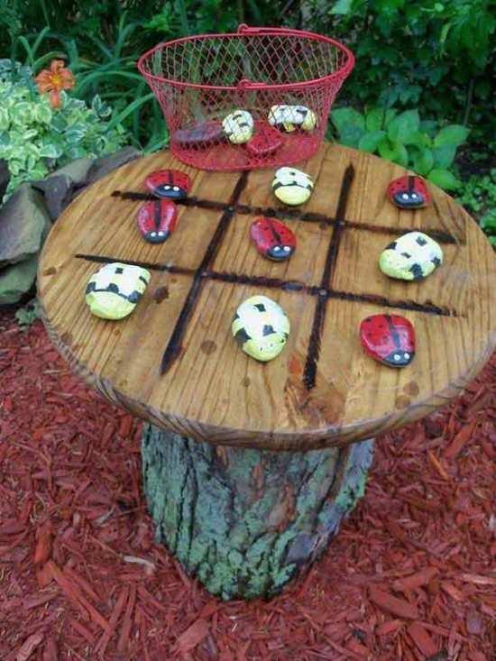 50 Garden Decorating Ideas Using Rocks And Stones on Rock Decorating Ideas  id=37066